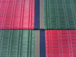 カラー畳 アップ
