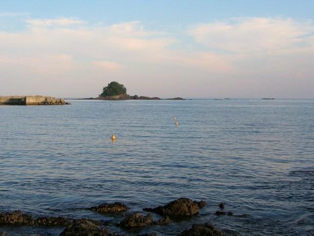 紀伊長島の海
