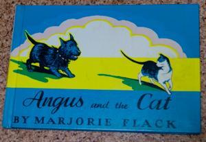 アンガスと猫