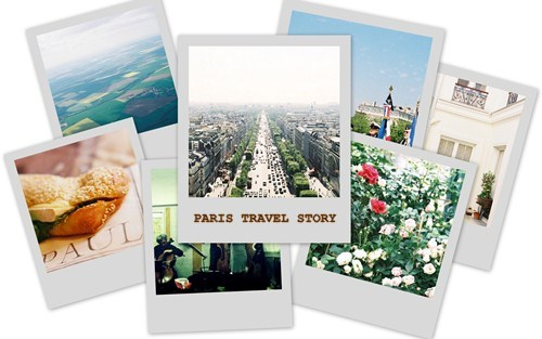 paris travel story