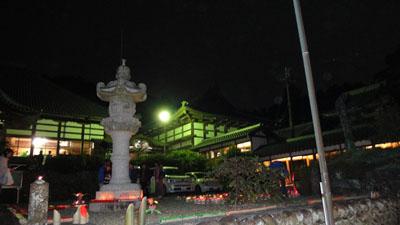 2010.10.23.石雲院・竹灯篭・6