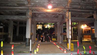 2010.10.23・石雲院・山門