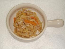 切り干し大根の煮物(おふくろの味横綱)