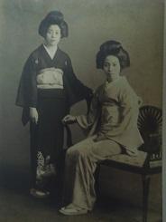 母と母の従妹