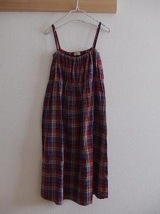 簡単サマードレス1