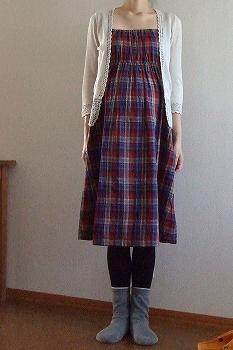 簡単サマードレス3