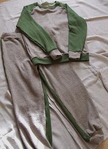 野郎のパジャマ1