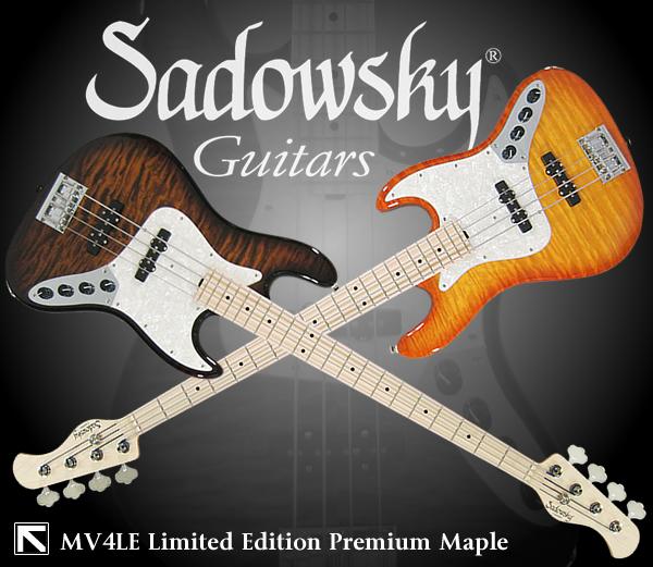MV4LE Limited Edition Premium Maple BLOG