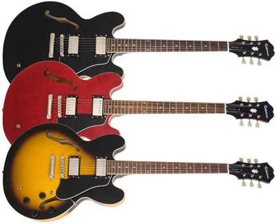 Epiphone LIMITED MODEL 1959 ES-335 Dot