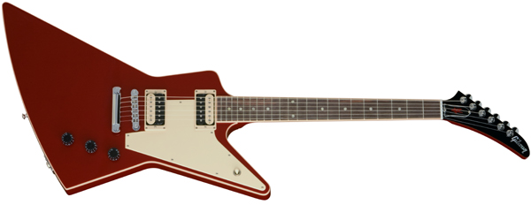 Sammy Hagar Signature Explorer-Top