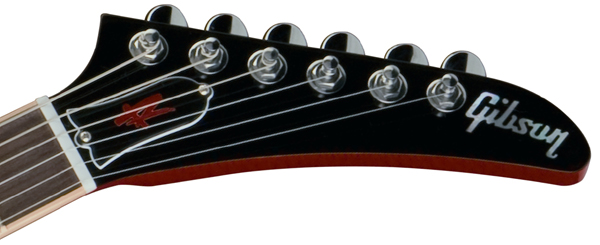 Sammy Hagar Signature Explorer-Head