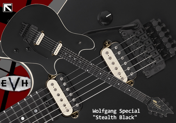 Wolfgang Special Stealth Black
