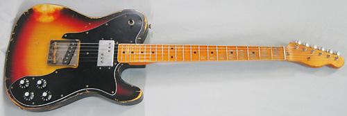 Nash Guitars TC-72