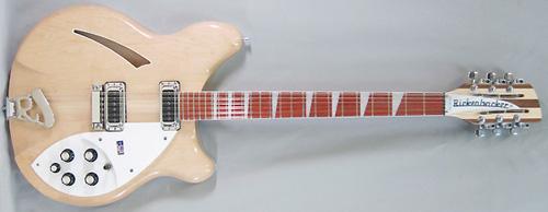 Rickenbacker 360/12 (Mapleglo)