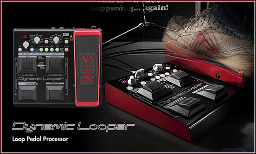 VOX Dynamic Looper
