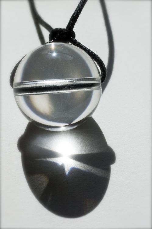一寸玉水晶ネックレス02