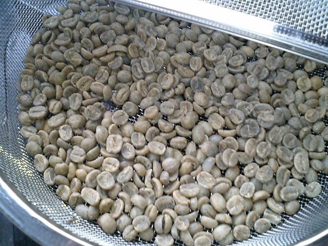 グァテマラ生豆120g