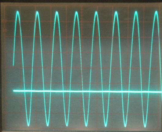 SRPP回路の出力
