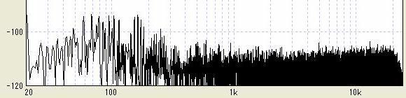 4580のノイズ分析