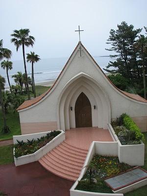 青島パームビーチホテルチャペル8635