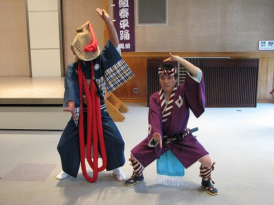 飫肥泰平踊り8223