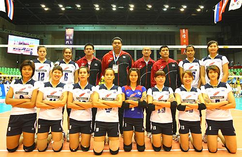 タイ女子ナショナルチーム