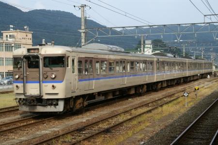電車だよぅ~~