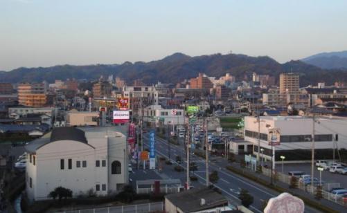 松山東部環状線