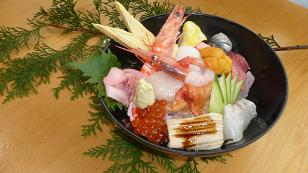 まるよし海鮮丼