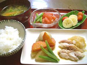 子供朝ごはん【画】:和食0621   ままごはん+離乳食幼児食 ...