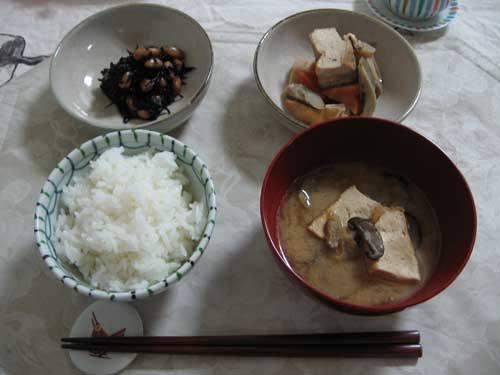 奈良茶飯屋/江戸時代の一膳飯屋...