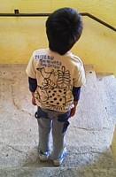 福猫屋手描き猫Tシャツ