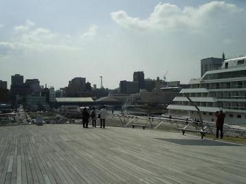 三塔 大桟橋から1.JPG
