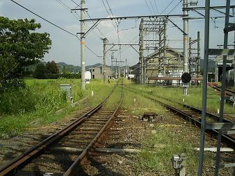 33 いだきそ駅 → きし駅方面.JPG