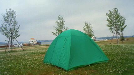 釣りキャンプ第4弾090504-0601