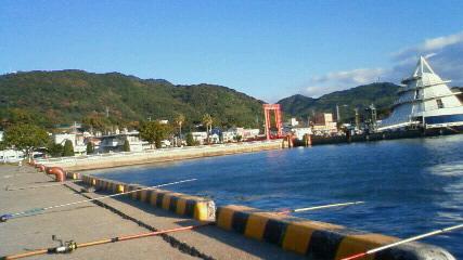 三角港釣り第13 弾081129・ 30-6