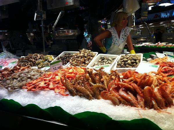 バルセロナ スペイン 海外旅行