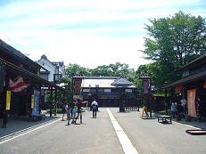 時代村 土産物売り場.JPG