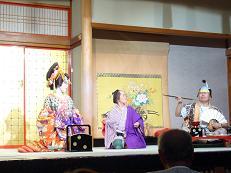 伊達時代村 文化劇場.JPG