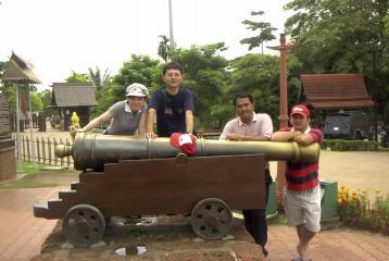 マレーシア5(砦)