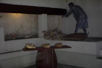 マレーシア14(博物館6パン焼きかまど)