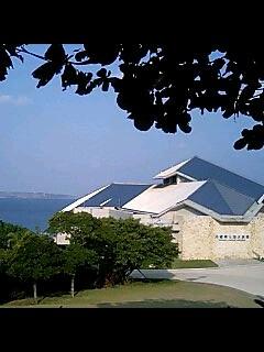 美ら海水族館入口2