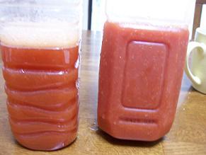 野菜ジュース酵母液種