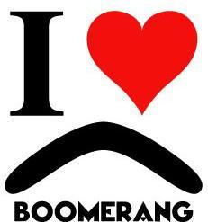 I LOVE BOOMERANG