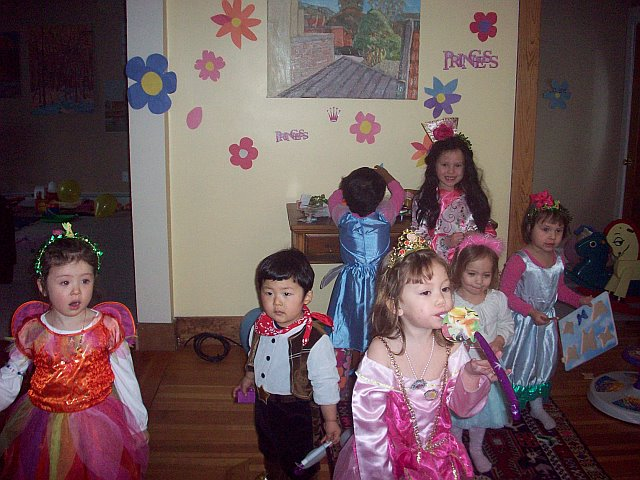 3yr Birthday Party