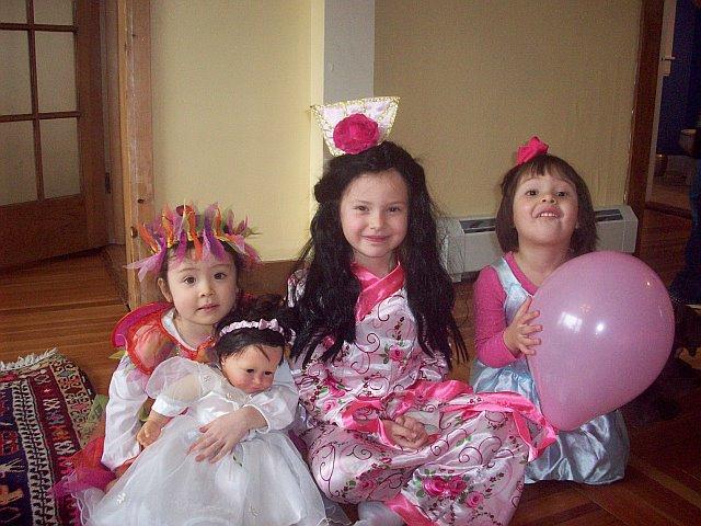 3yr Birthday Party 3
