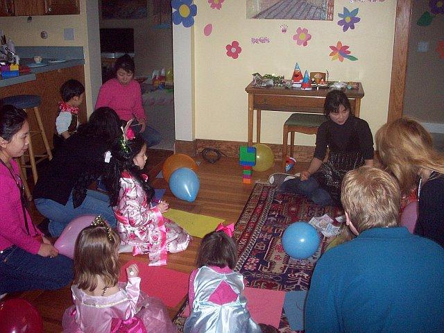 3yr Birthday Party 4