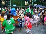 保育園祭り