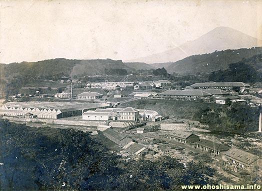 明治39年 富士紡績小山工場