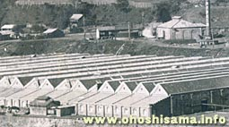 富士紡績 第一工場